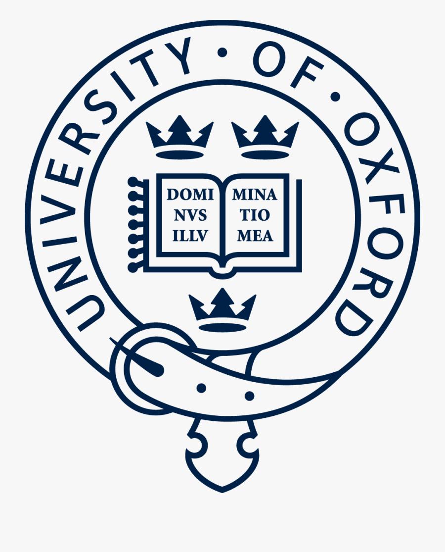 University Of Oxford Logo - Oxford University Logo, Transparent Clipart