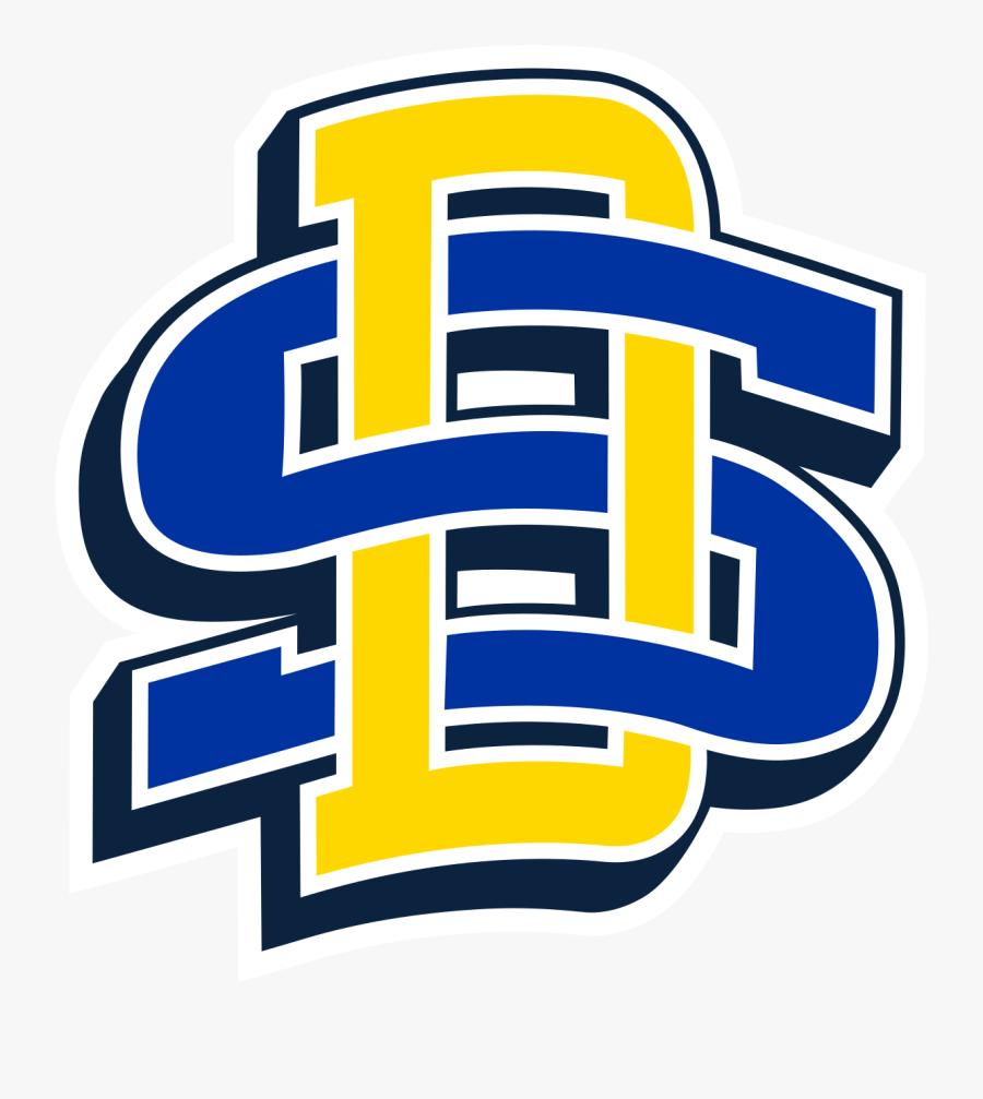 South Dakota Jackrabbits - South Dakota State University Logo Png, Transparent Clipart