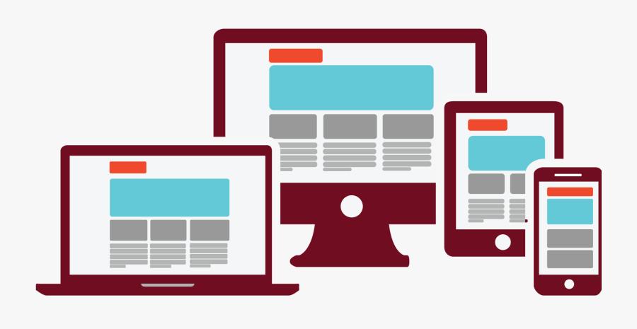 Transparent Website Clipart - Web Design Website Clipart, Transparent Clipart