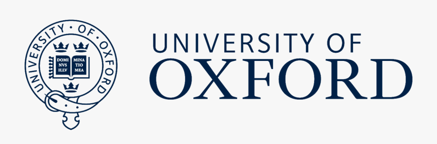 University Of Oxford Logo Text - University Of Oxford Png, Transparent Clipart
