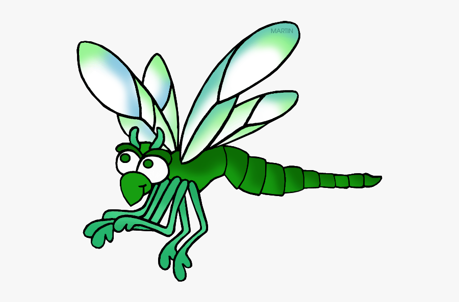 Green Darner Dragonfly - Green Darner Dragonfly Cartoon, Transparent Clipart