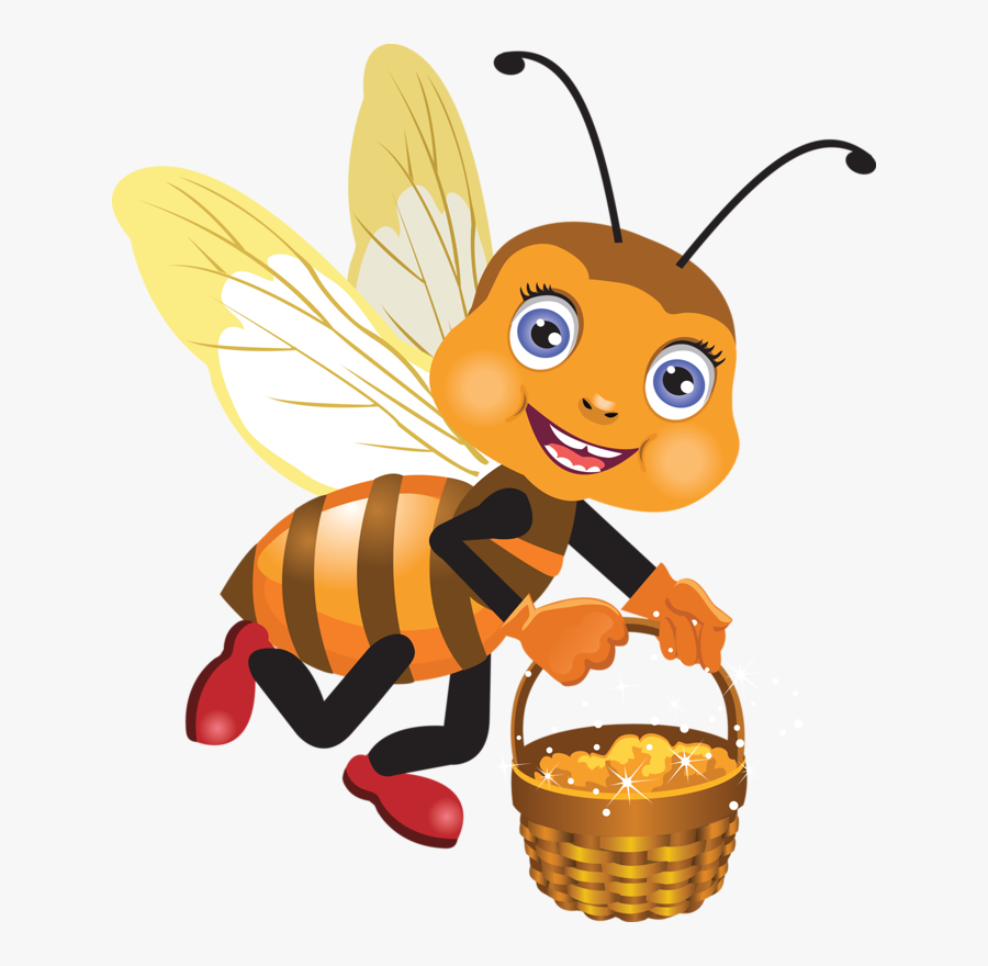 Arana Альбом «clipart / Clipart5 / For The Kids» На - Worker Bee Clipart, Transparent Clipart