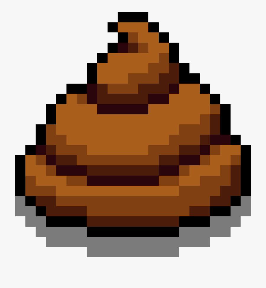 Clipart Freeuse Pile Of Poop Clipart - 8 Bit Money Bag, Transparent Clipart