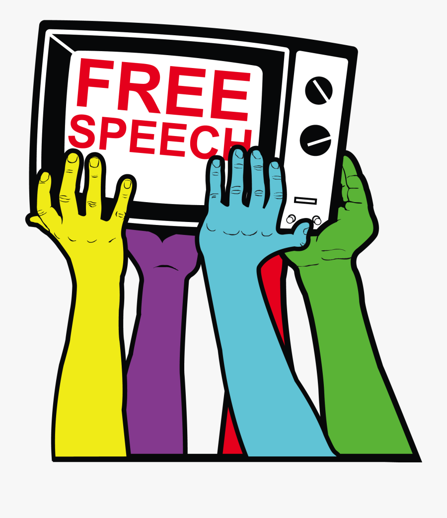 Freedom Of Speech Png Hd - Transparent Freedom Of Speech Clipart, Transparent Clipart