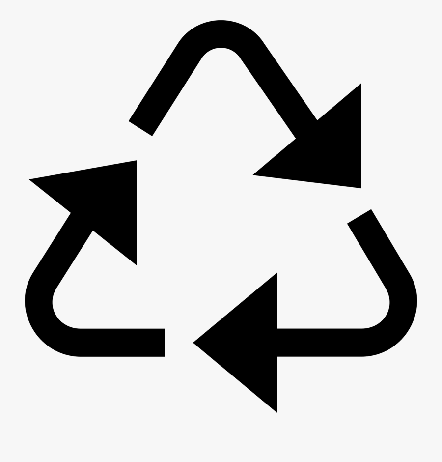 Recycle Icon Free White Clipart , Png Download - Recycle Png Icon, Transparent Clipart
