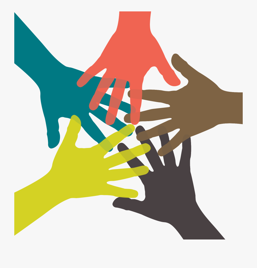 Transparent People Working Together Clipart - Team High Five Icon , Free  Transparent Clipart - ClipartKey
