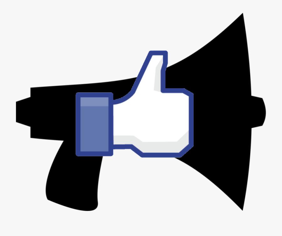 Transparent Freedom Clipart - Facebook Like Vector Ai, Transparent Clipart