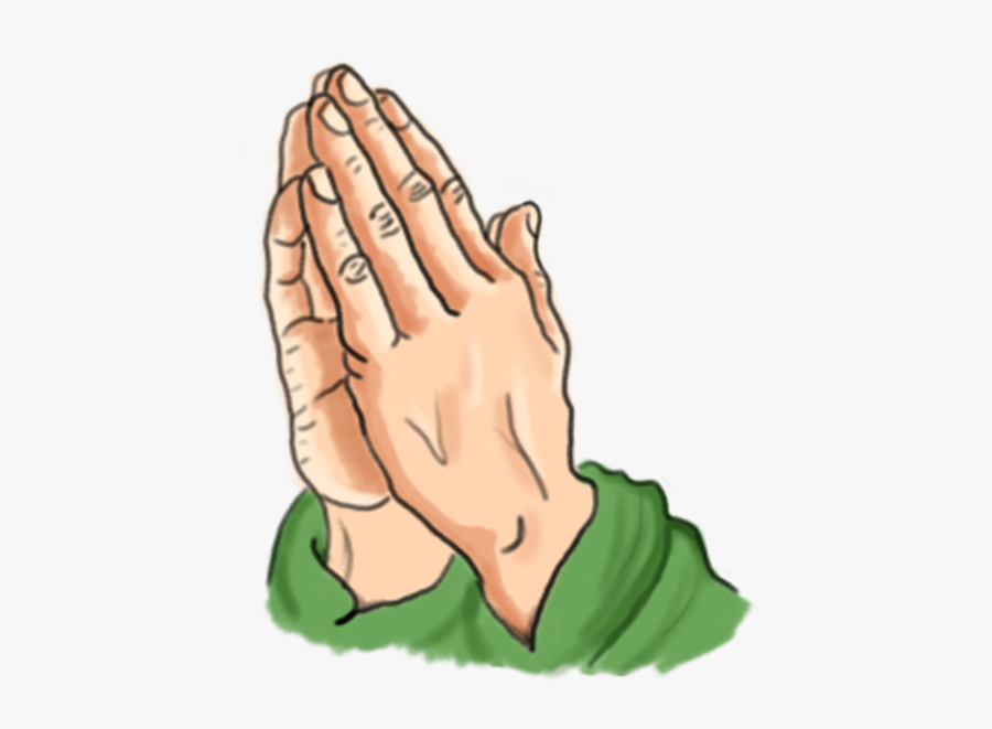 Welcome Hand Png Png - Praying Hand Logo Png, Transparent Clipart