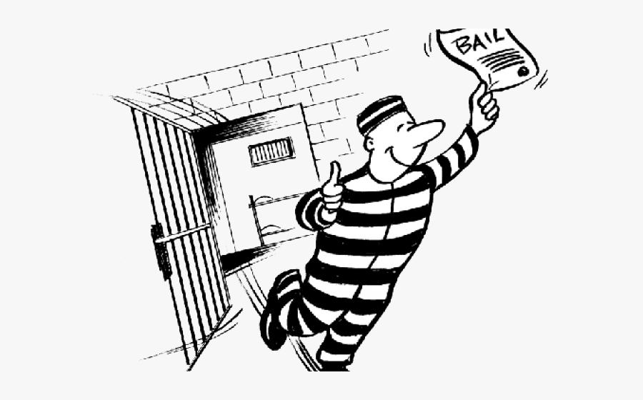 Prison Clipart 8th - Bail Bonds, Transparent Clipart