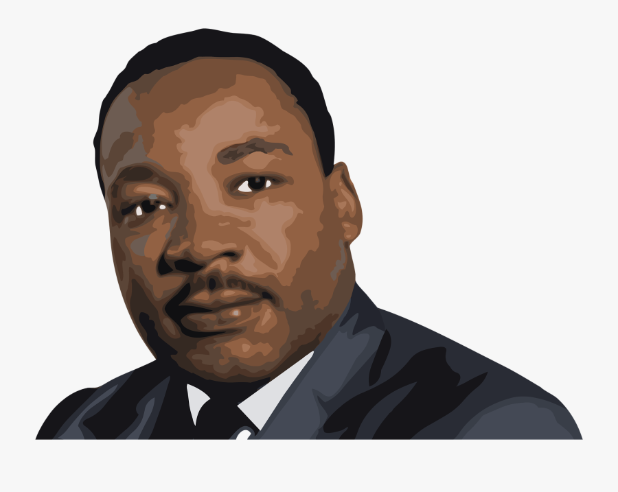 Martin Luther King Jr Png - Mlk Jr, Transparent Clipart
