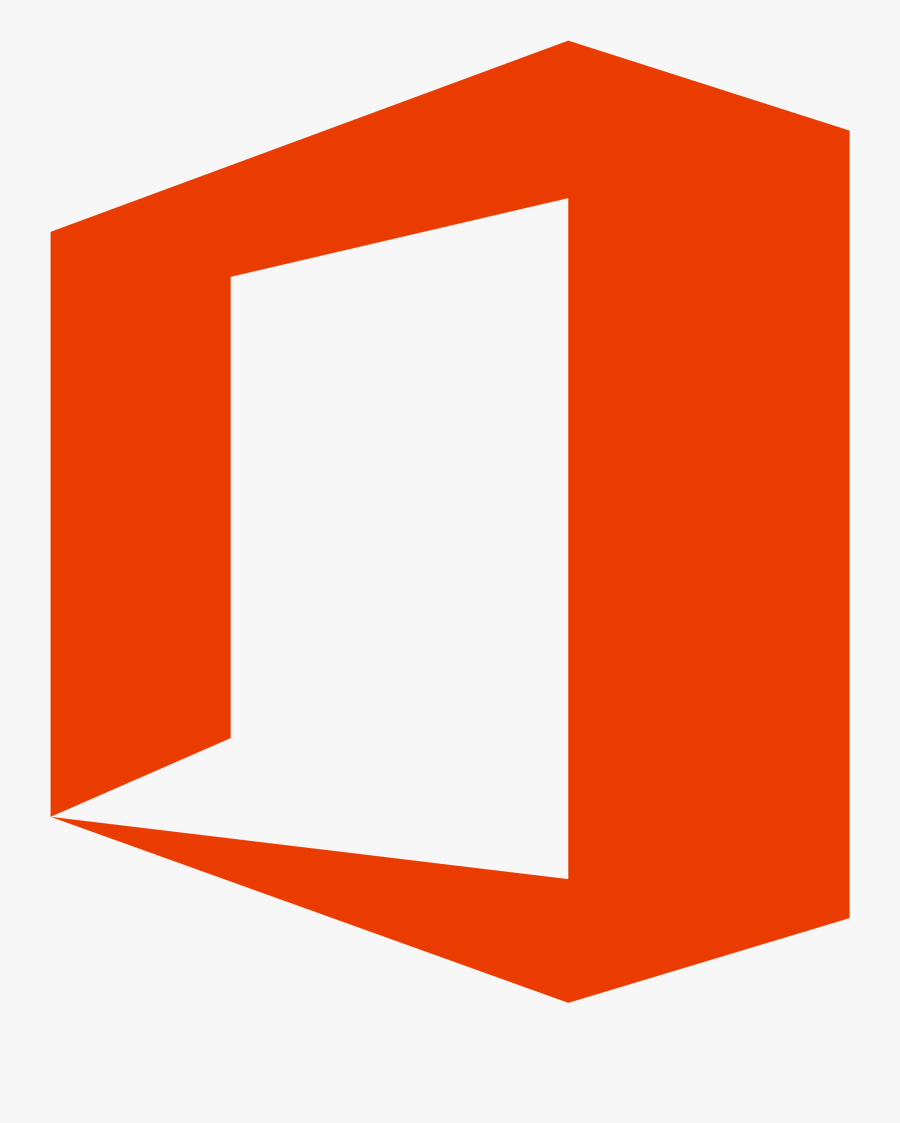 Microsoft Office 2019 Icon, Transparent Clipart