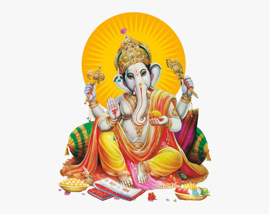 Ganesh Png, Transparent Clipart