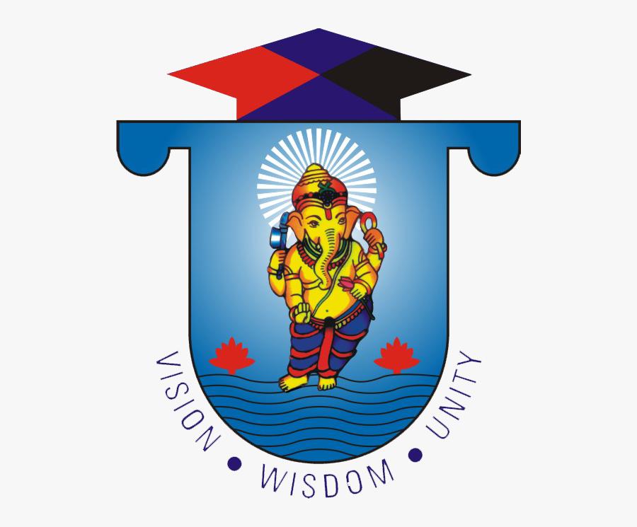 Vinayagar Logo Png - Vinayaka Missions Kirupananda Variyar Medical College, Transparent Clipart