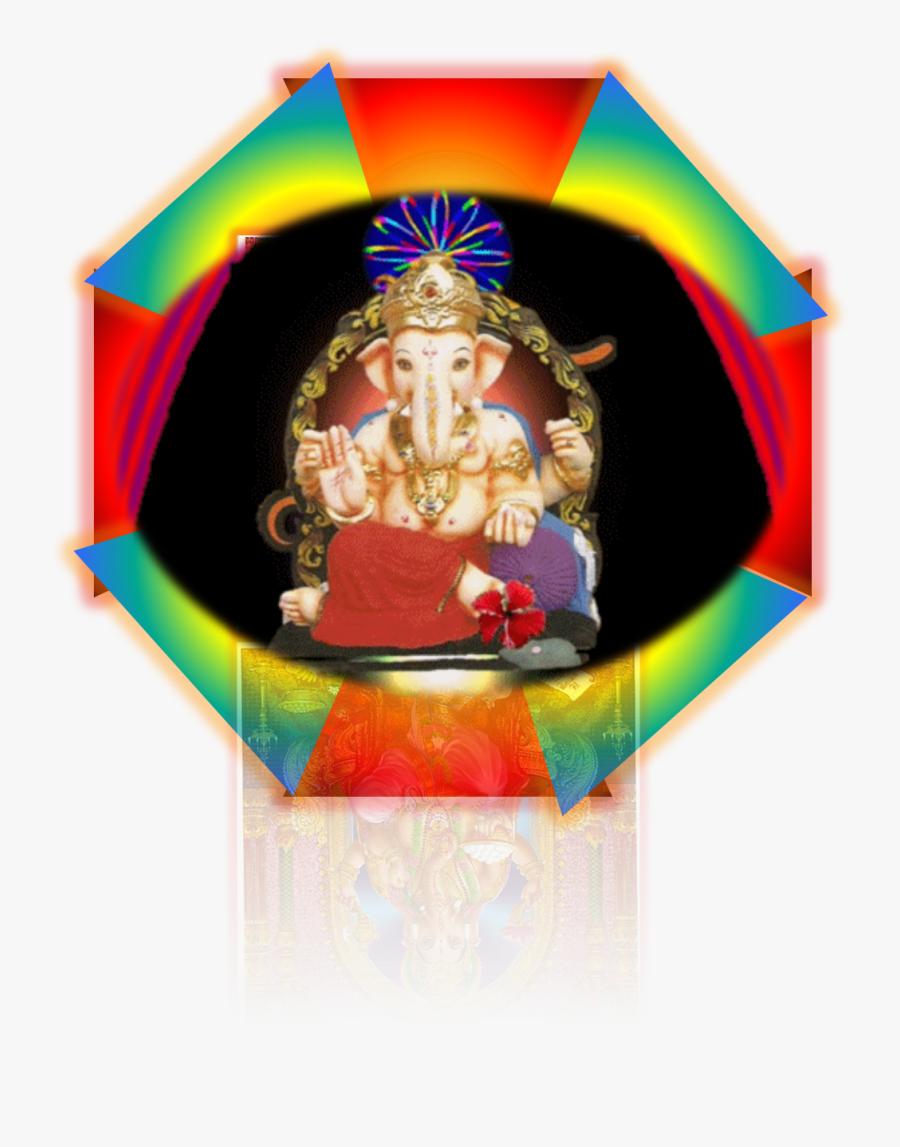 Shri Ganesh Kavacha श्रीगणेश कवच - Art, Transparent Clipart