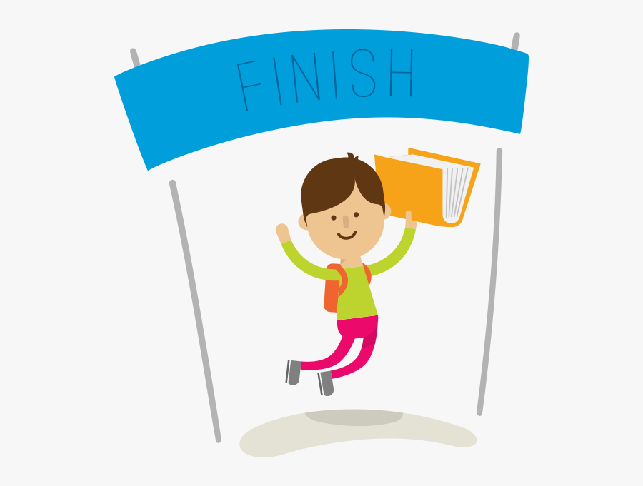 End Of The School Year, Transparent Clipart