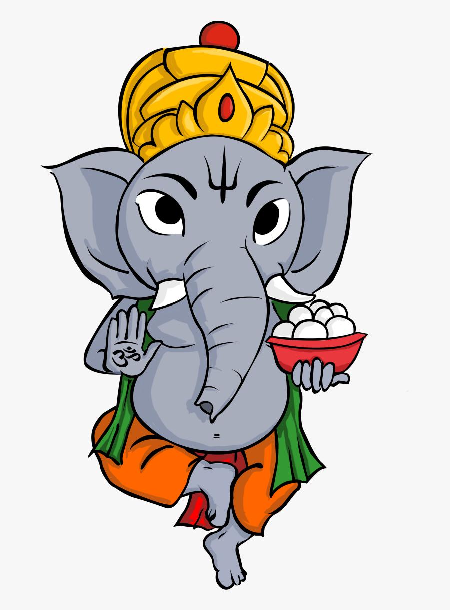 Hindu Png - Hindu Png - Ganesh Chaturthi 2019 Quotes, Transparent Clipart