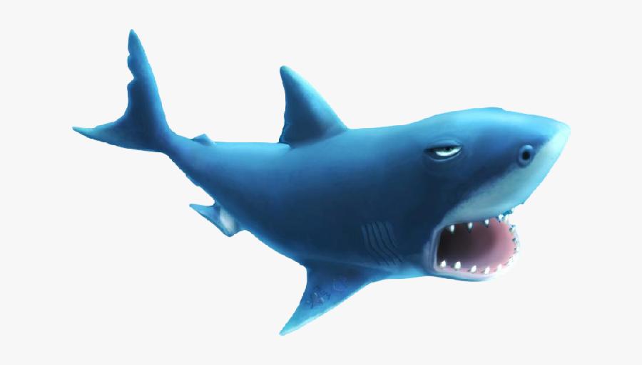 Chubby shark ancient