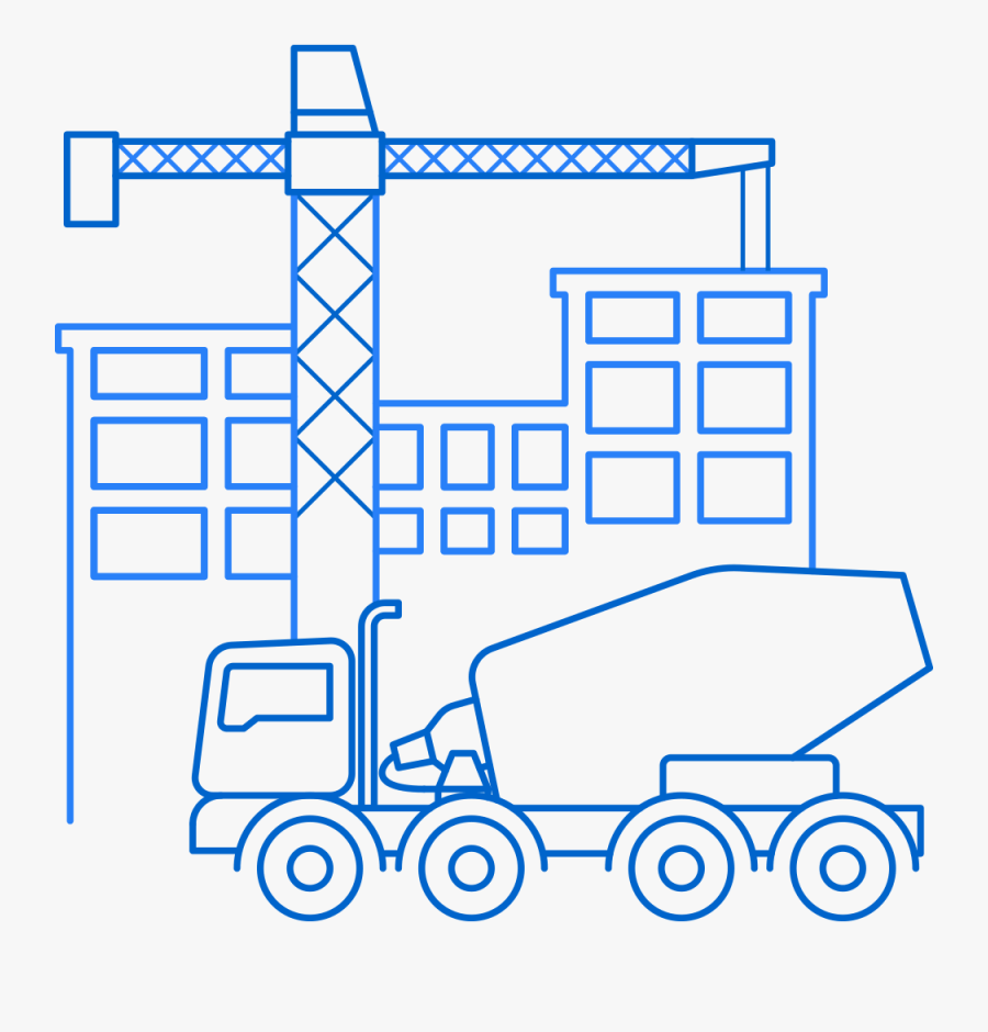 Start Projects At Construction Site Sooner, Transparent Clipart