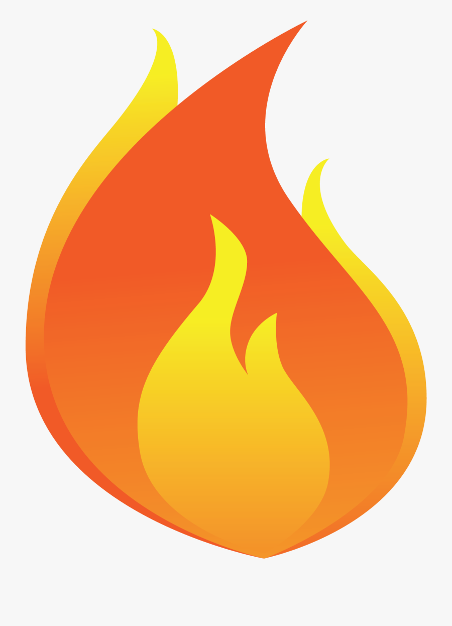 Holy Christianity Flame In Dove Spirit Clipart - Clip Art Flame Holy Spirit, Transparent Clipart