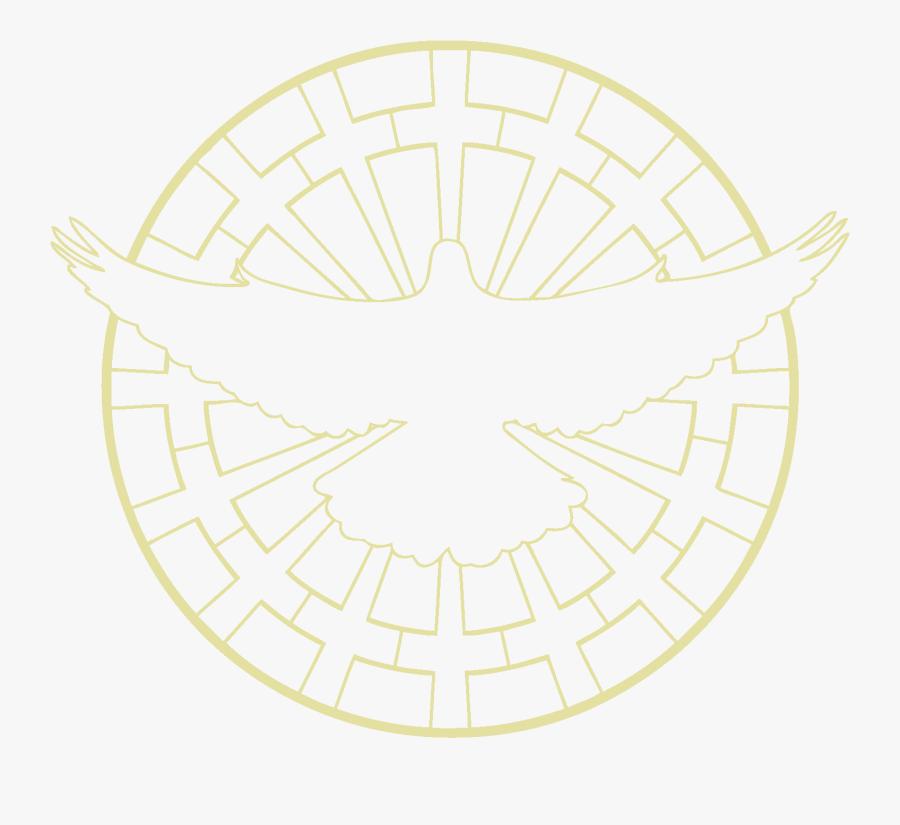 Funeral Clipart Holy Spirit - Circle, Transparent Clipart