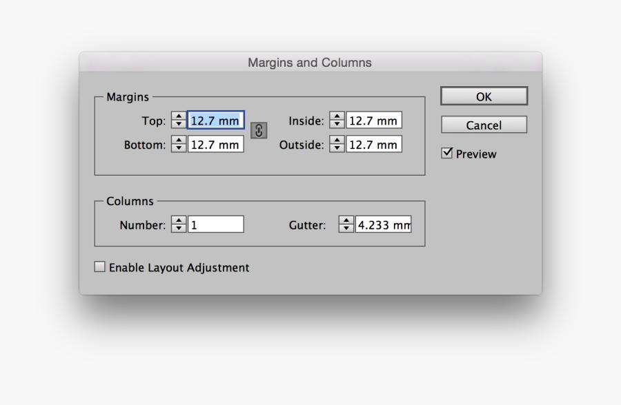 Transparent Text Frame Png - Indesign Text Box Margins, Transparent Clipart