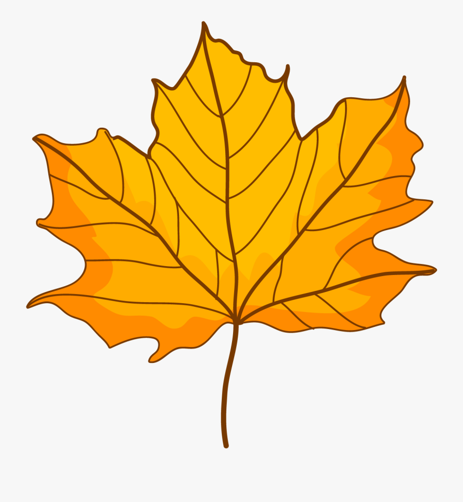 Fall Autumn Leaves Cartoon Png Free Transparent Clipart Clipartkey
