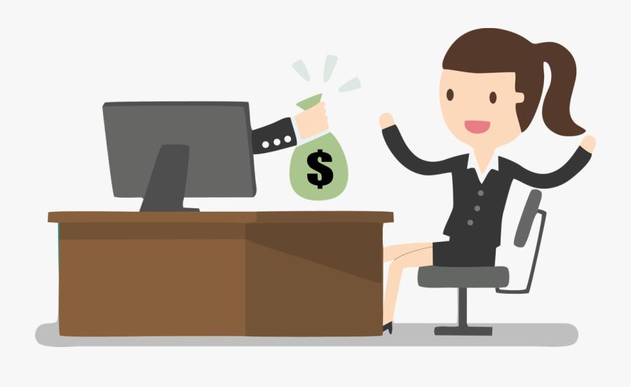 Transparent Save Money Png - Affiliate Marketing Money, Transparent Clipart