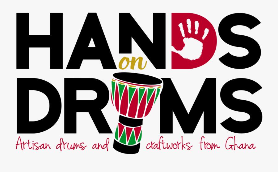 Hands On Drums - Tan-tan, Transparent Clipart