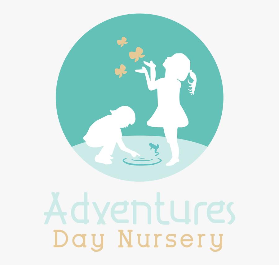 Nursery Clipart Circle Hand - Illustration, Transparent Clipart