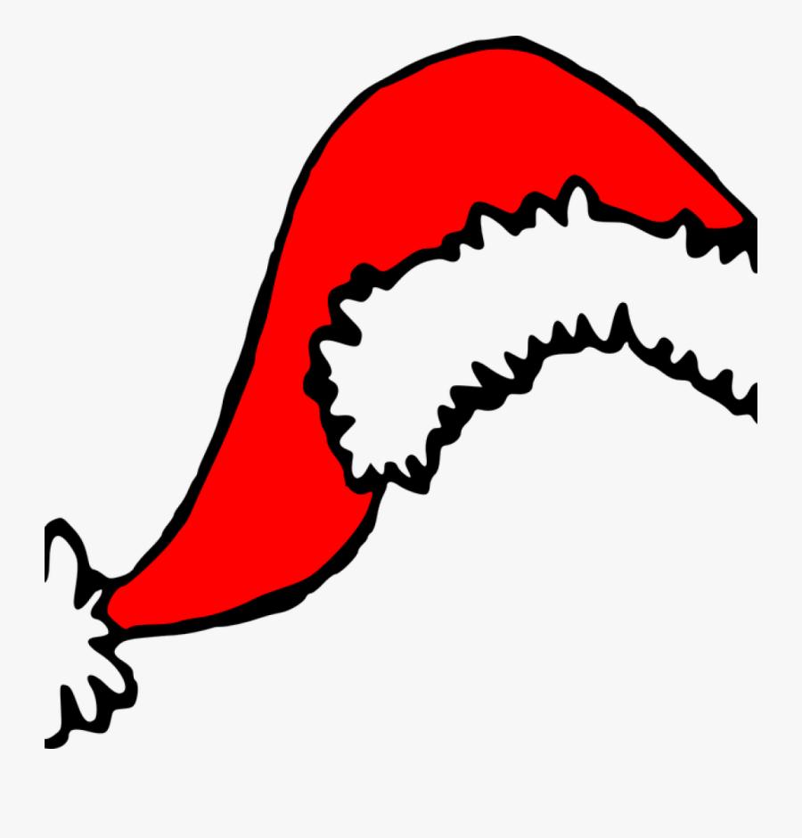 Free Santa Hat Clipart Santa Claus Cap Xmas Free Vector - Santa Hat Clipart Png, Transparent Clipart