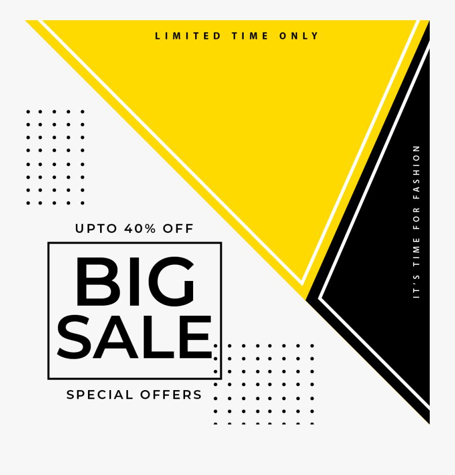 Banner Sale Png, Transparent Clipart