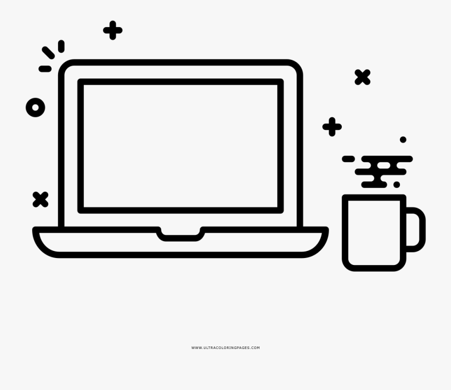 Thinking Coloring Page - Qa And Testing Icon, Transparent Clipart