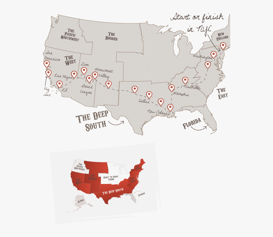 Trail Clipart Rocky Path - Map, Transparent Clipart