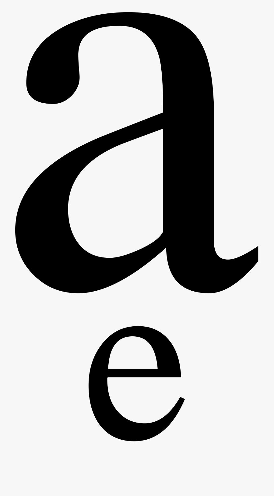 19 Alpha Vector Greek Letter Huge Freebie Download - Small A Letter Style, Transparent Clipart