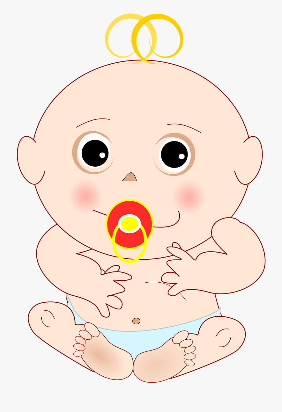 Crıspr Baby Cartoon, Transparent Clipart