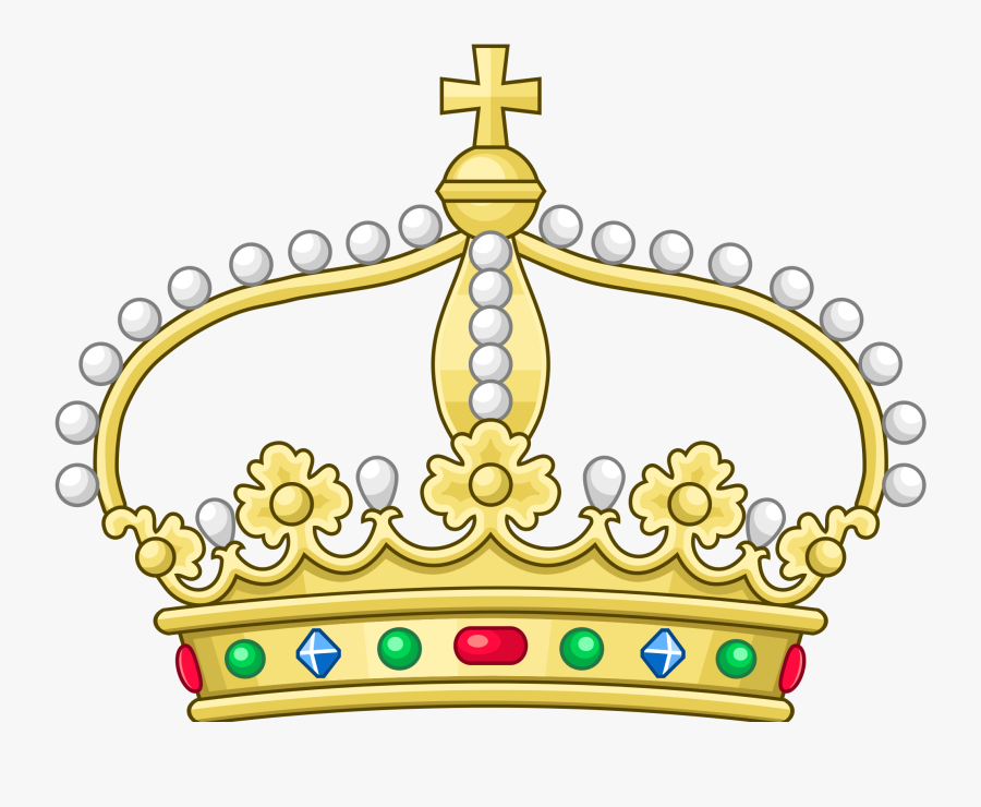 File Coronet Of A - King Willem Alexander Monogram, Transparent Clipart