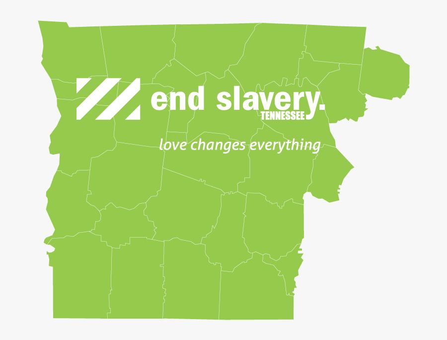 Slavery Clipart End Slavery - Map, Transparent Clipart