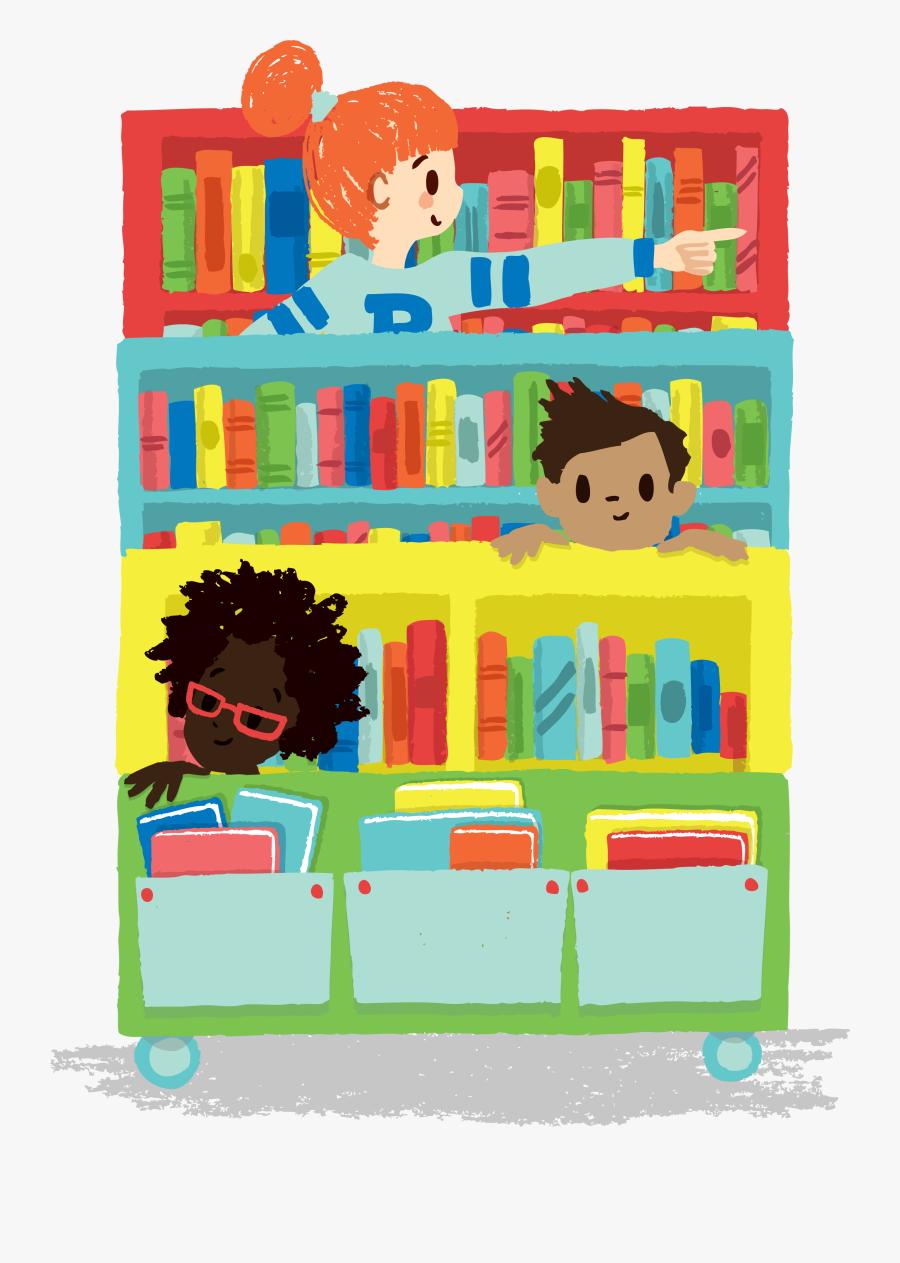 Transparent Ki Png - Book World Day Clipart, Transparent Clipart