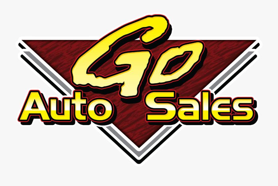 Go Auto Sales Clipart , Png Download - Graphic Design, Transparent Clipart
