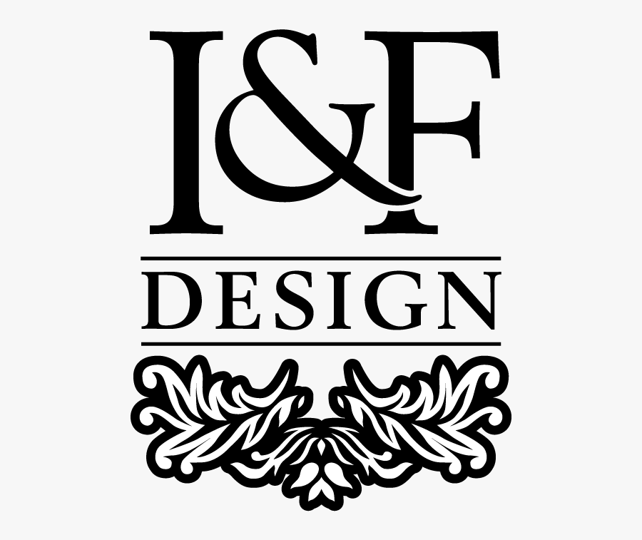 I&f Design - R And D Name, Transparent Clipart