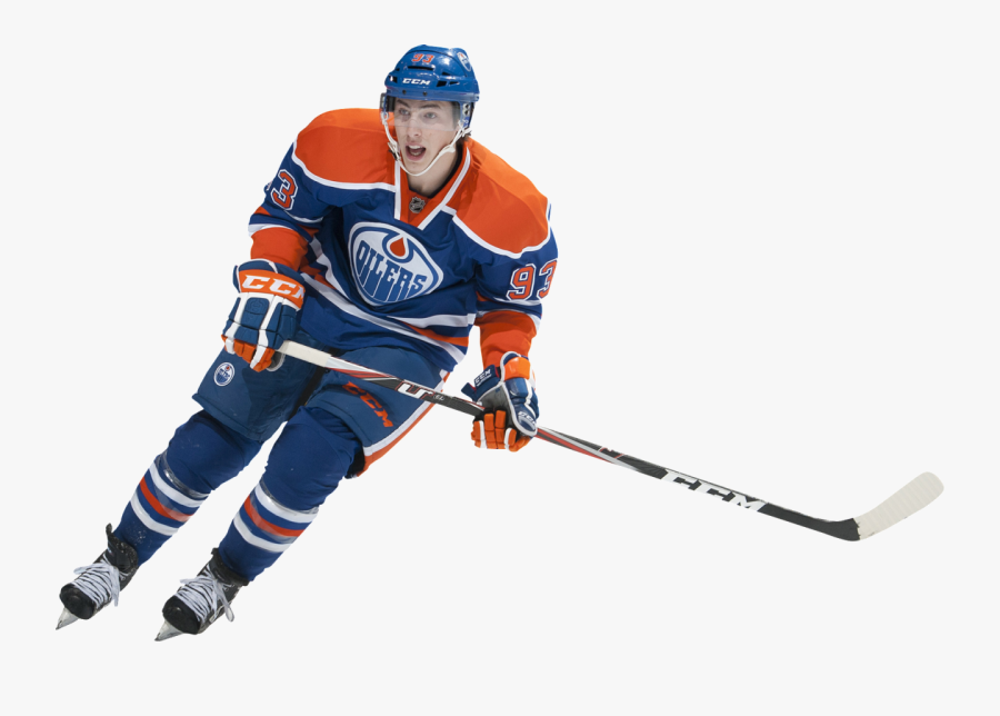 Hockey Player Png Image - Ryan Nugent Hopkins Bauer 1n, Transparent Clipart