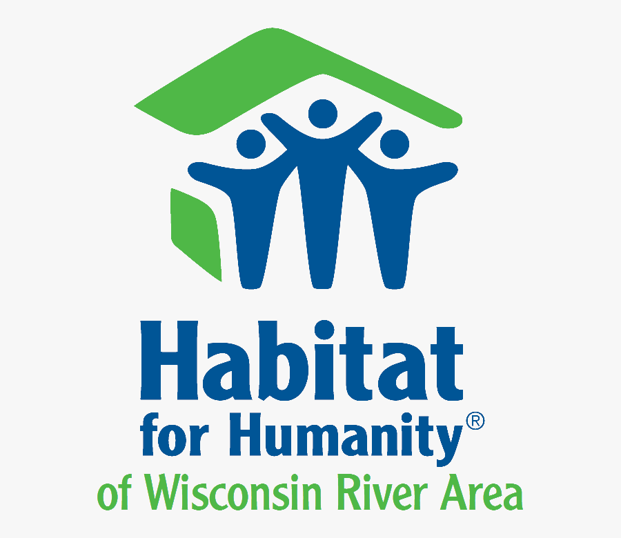 Habitat For Humanity Of Wisconsin River Area, Transparent Clipart
