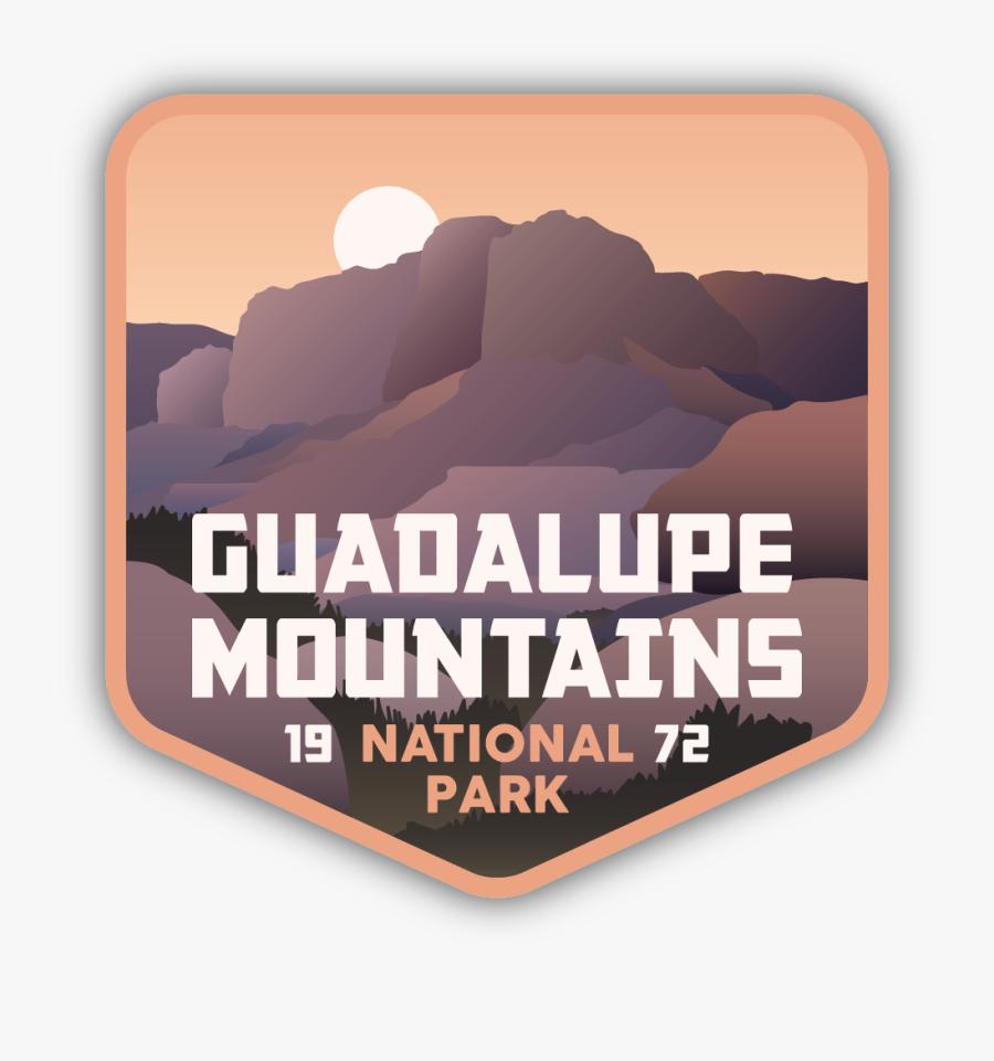 Guadalupe Mountains National Park - U.s. National Park Service, Transparent Clipart