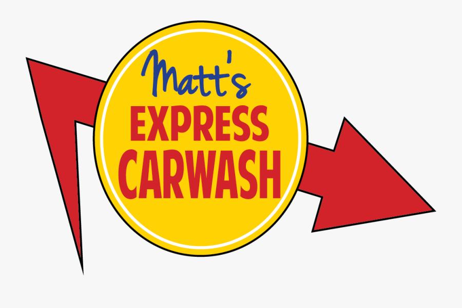 "Matt""s Express Car Wash - Matts Car Wash, Transparent Clipart"