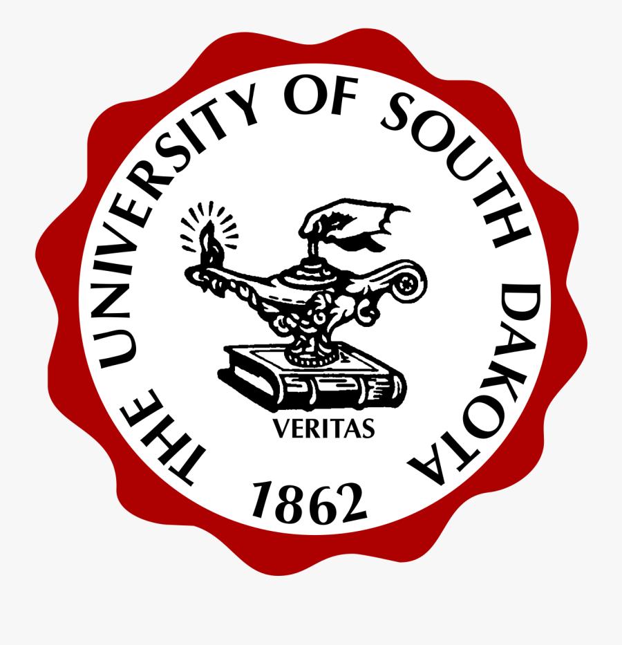 Logo Coyotes University Of South Dakota, Transparent Clipart