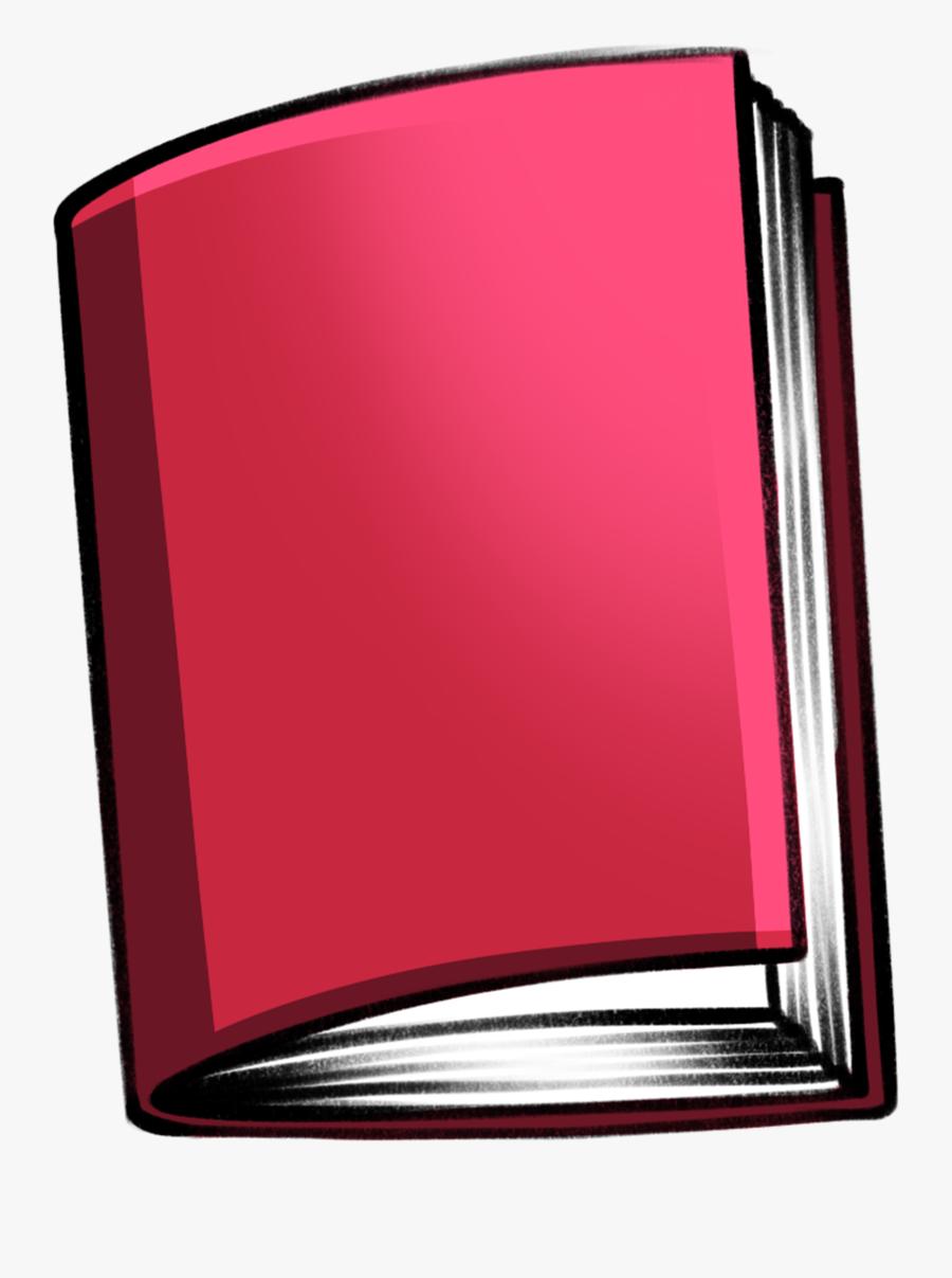 Closed Book Clipart, Transparent Clipart