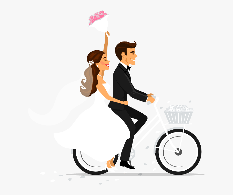 Honeymoon Cartoon Png, Transparent Clipart