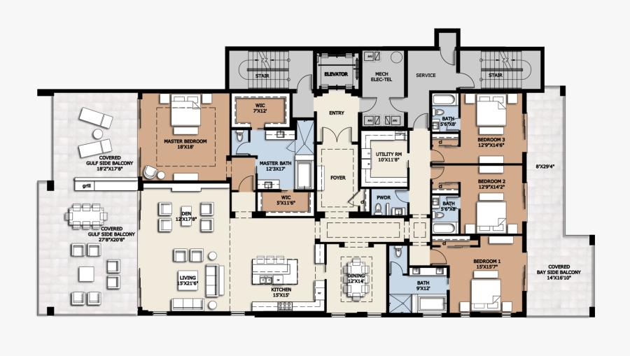 Luxury Bedroom Apartment Plans Floor Plan Free Transparent Clipart Clipartkey