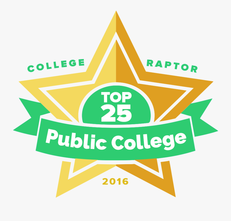 "Here""s Our Top 25 Public Colleges - Small College, Transparent Clipart"