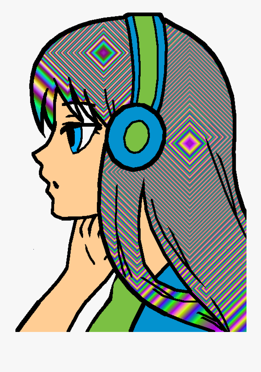Easy Drawing Anime With Color, Transparent Clipart